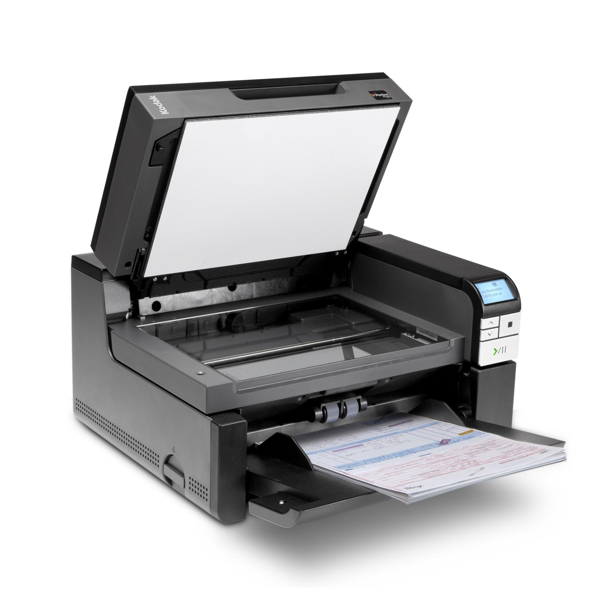 Kodak Alaris i2900 Scanner 600 x 600 DPI ADF scanner Black A4