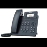 Yealink SIP-T30P IP phone Black LCD