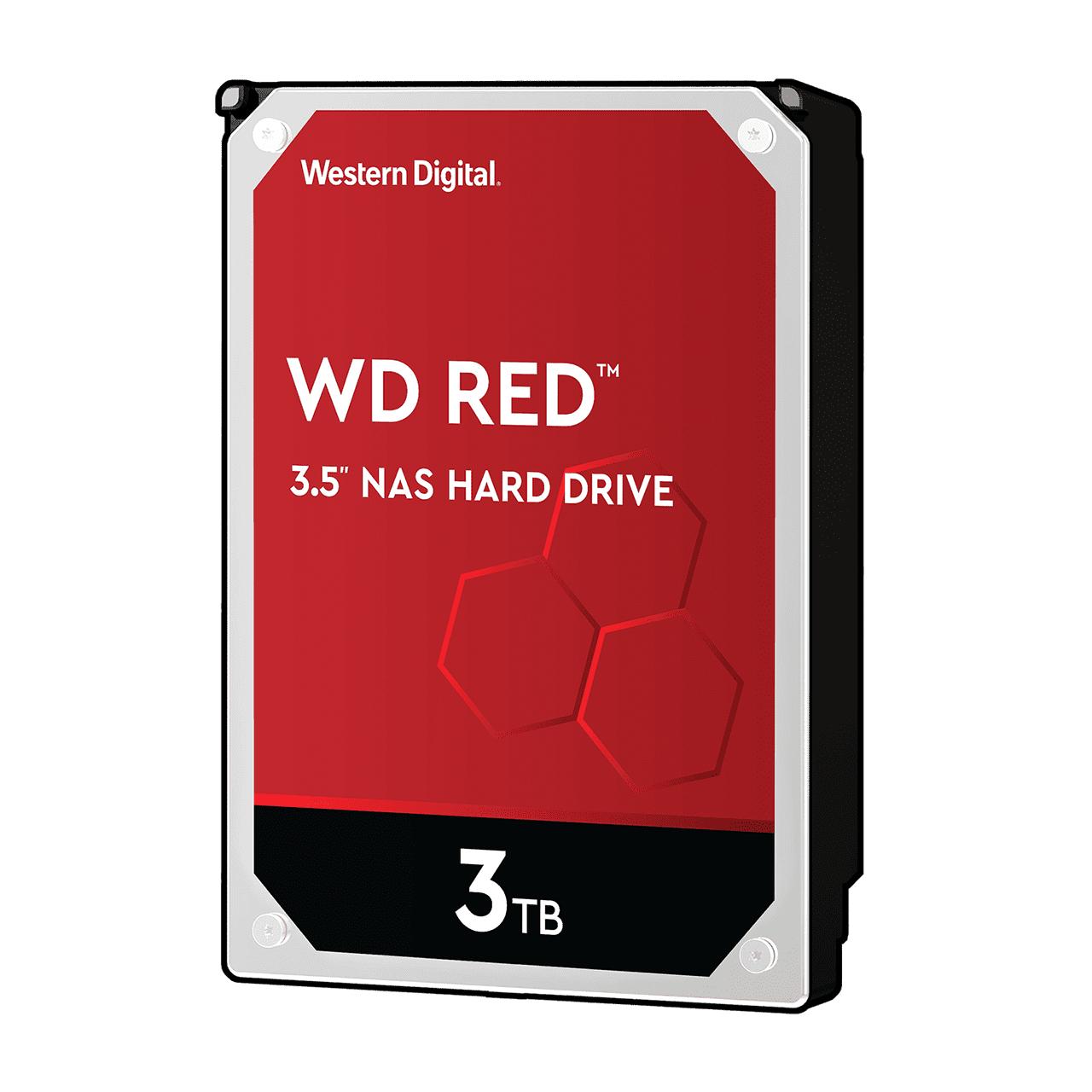 "Western Digital Red 3.5"" 3000 GB Serial ATA III"