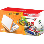 "Nintendo New 2DS XL + Mario Kart 7 portable game console Orange,White 4.88"" Touchscreen Wi-Fi"