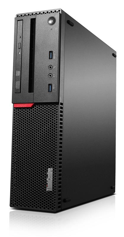 Lenovo ThinkCentre M700 3.7GHz i3-6100 SFF Black