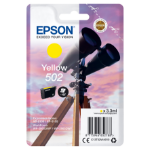 Epson C13T02V44010 (502) Ink cartridge yellow, 160 pages, 3ml