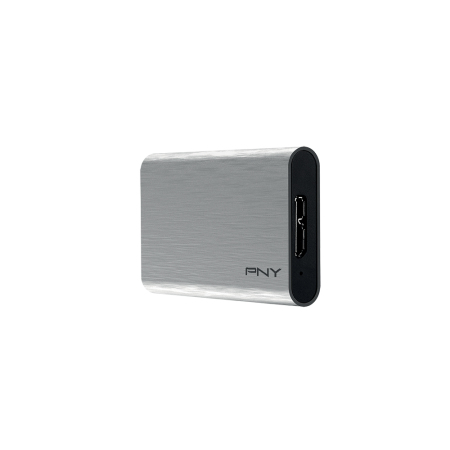 PNY Elite 480 GB Zilver