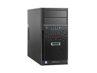 Hewlett Packard Enterprise ProLiant ML10 Gen9 3GHz E3-1220V5 300W Tower (4U)