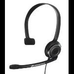 Sennheiser PC 7 USB Auriculares Diadema Negro