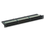 Lindy 25889 1U patch panel