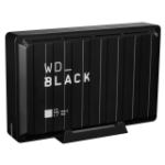 Western Digital D10 external hard drive 8000 GB Black,White