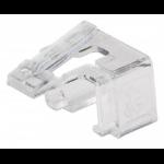 Intellinet RJ45 Repair Clip, For RJ45 modular plug, Transparent, 50 pack