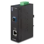 Planet IXT-705AT network media converter 20000 Mbit/s Black