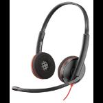 Plantronics Blackwire 3220 Headset Head-band Black