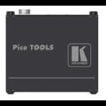 Kramer Electronics PT-101H2 extensor audio/video Repetidor de señales AV Negro