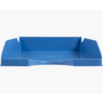 Exacompta 123100D desk tray/organizer Blue