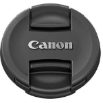 Canon 6316B001 67mm Black lens cap