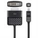 Belkin Mini Display Port to DVI Adapter  - Black