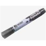 Nobo Liquid Ink Drywipe Markers Black (12)