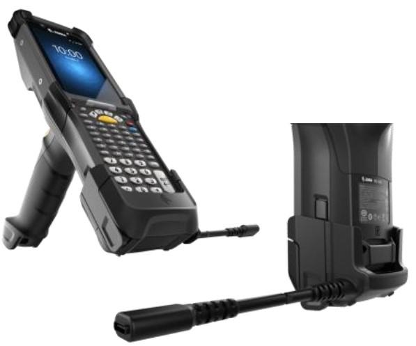 Zebra CBL-MC93-USBCHG-01 accesorio para dispositivo de mano Cable de carga Negro