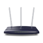 TP-LINK TL-WR1043N Single-band (2.4 GHz) Gigabit Ethernet Blue wireless router