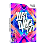 Ubisoft Just Dance 2017 Wii Basic Nintendo Wii English video game