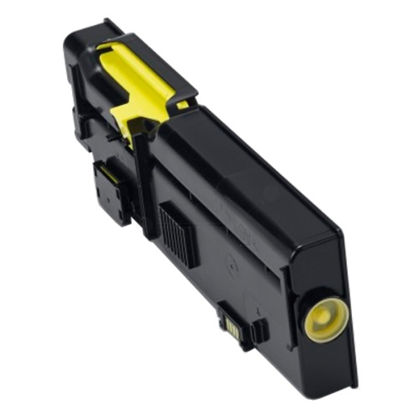 DELL 593-BBBO (RP5V1) Toner yellow, 1.2K pages