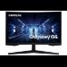 "Samsung C27G55TQWR 68,6 cm (27"") 2560 x 1440 Pixeles Quad HD LCD Negro"