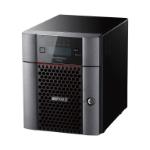 Buffalo TeraStation 6400DN Ethernet LAN Desktop Zwart NAS
