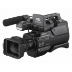 Sony HXR-MC2500E camcorder 6.59 MP CMOS Shoulder camcorder Black Full HD