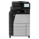 HP LaserJet Enterprise flow M880z Laser 46 ppm 1200 x 1200 DPI A3