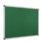 Bi-Office FA3844170 insert notice board Indoor Green Aluminium