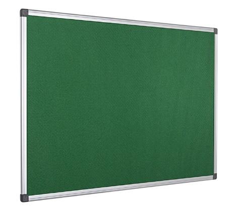 Bi-Office FA3844170 insert notice board Indoor Green Aluminium