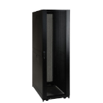 Tripp Lite 42U SmartRack Standard-Depth Server Rack Enclosure Cabinet with doors & side panels