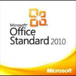 Microsoft Office Standard 2010, OLP-NL, LIC/SA, GOV, ENG Overheid (GOV) Engels