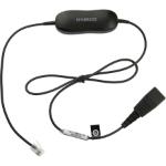 Jabra 88001-99 hoofdtelefoon accessoire Kabel