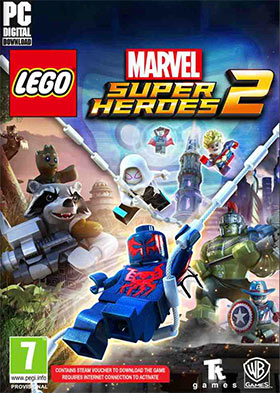 Nexway 824857 video game add-on/downloadable content (DLC) Video game downloadable content (DLC) PC LEGO Marvel Super Heroes2 - Deluxe Editioin Español