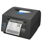 Citizen CL-S521 Direct thermal POS printer 203 x 203DPI Black