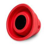 SYBA X-Horn 3 W Mono portable speaker Red