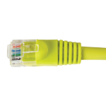 Videk Cat5e UTP RJ-45 networking cable 4 m U/UTP (UTP) Yellow
