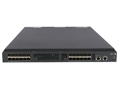 Hewlett Packard Enterprise 5920AF-24XG Managed L3 1U Black
