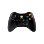 Microsoft Xbox 360 Wireless Controller for Windows Gamepad PC,Xbox Black