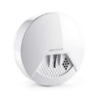 Devolo Home Control Smoke Detector Photoelectrical reflection detector Interconnectable Wireless connection
