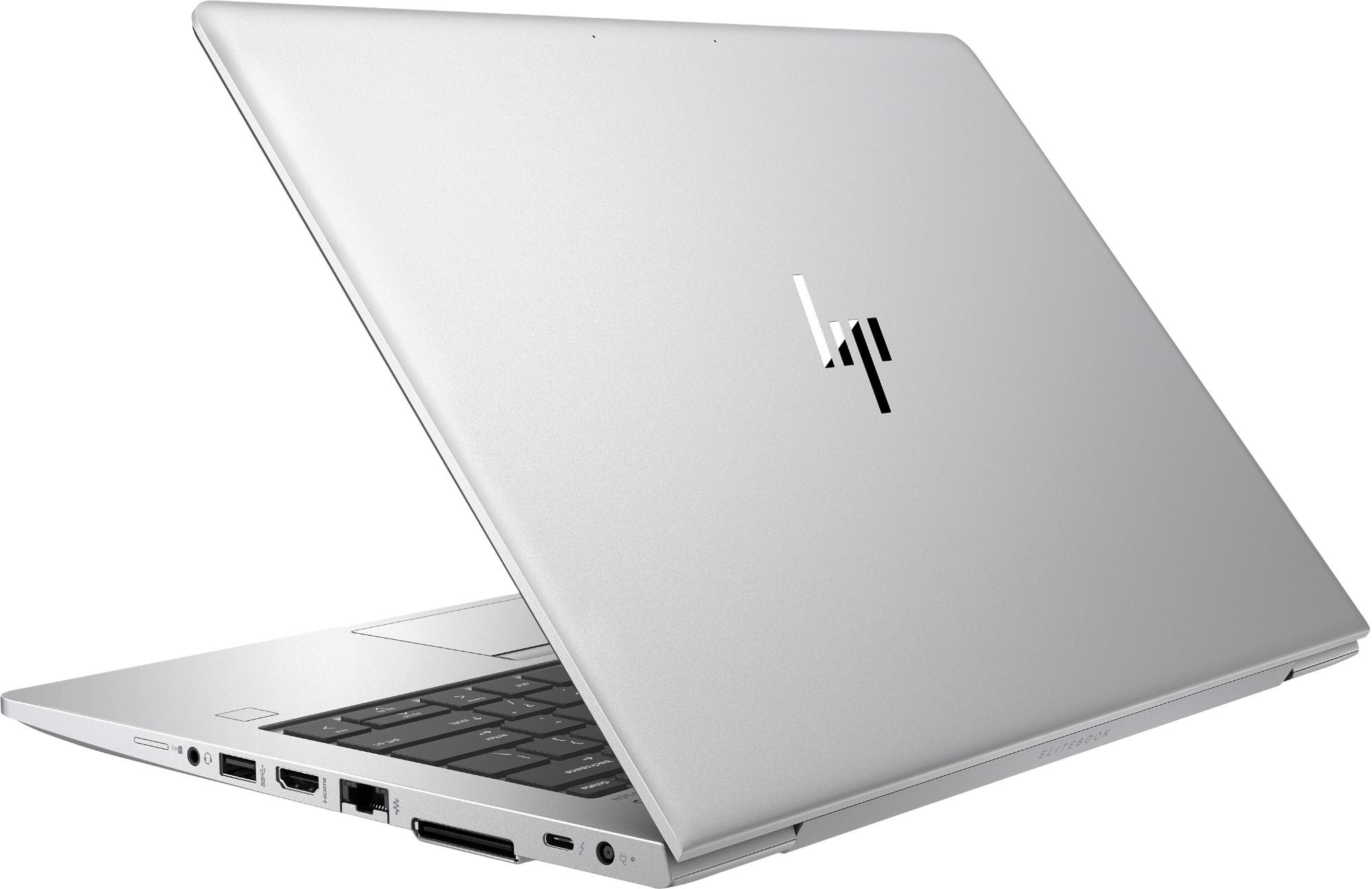 "HP EliteBook 830 G5 Silver Notebook 33.8 cm (13.3"") 1920 x 1080 pixels 8th gen Intel® Core™ i5 8 GB DDR4-SDRAM 256 GB SSD Windows 10 Pro"