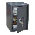 Phoenix Safe Co. SS0804K safe Graphite,Metallic 51 L Steel