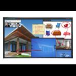 "Planar Systems EP5024K-T 50"" LCD 4K Ultra HD Touchscreen Digital signage flat panel Black"