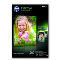 HP Everyday photo paper White Gloss
