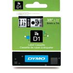 DYMO 40910 (S0720670) DirectLabel-etikettes, 9mm x 7m
