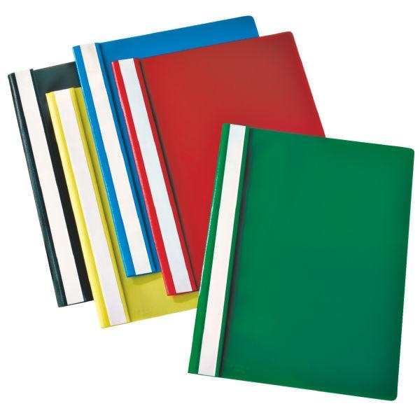 Esselte Report File White report cover Polypropylene (PP)