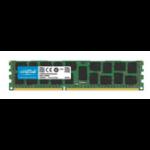 Crucial 16GB DDR3 PC3-12800 memory module 1600 MHz ECC