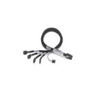 Microsemi Adaptec ACK-I-mSASx4-4SATAx1-SB-1m R 1m 3Gbit/s Black