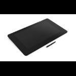 """Wacom DTH2420K0 graphic tablet 5080 lpi 20.6 x 11.6"""" (522 x 294 mm) Black"""