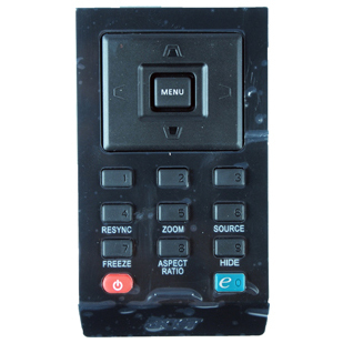 Acer 25.K010H.001 press buttons remote control