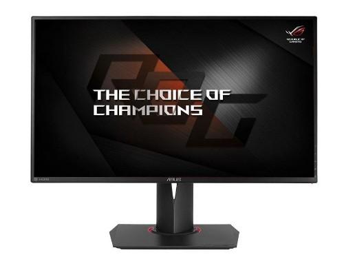 """ASUS PG278QR computer monitor 68.6 cm (27"""") Wide Quad HD LED Flat Black"""